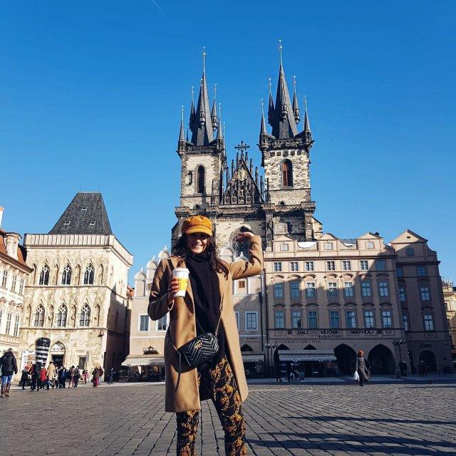 A mini break in Prague!